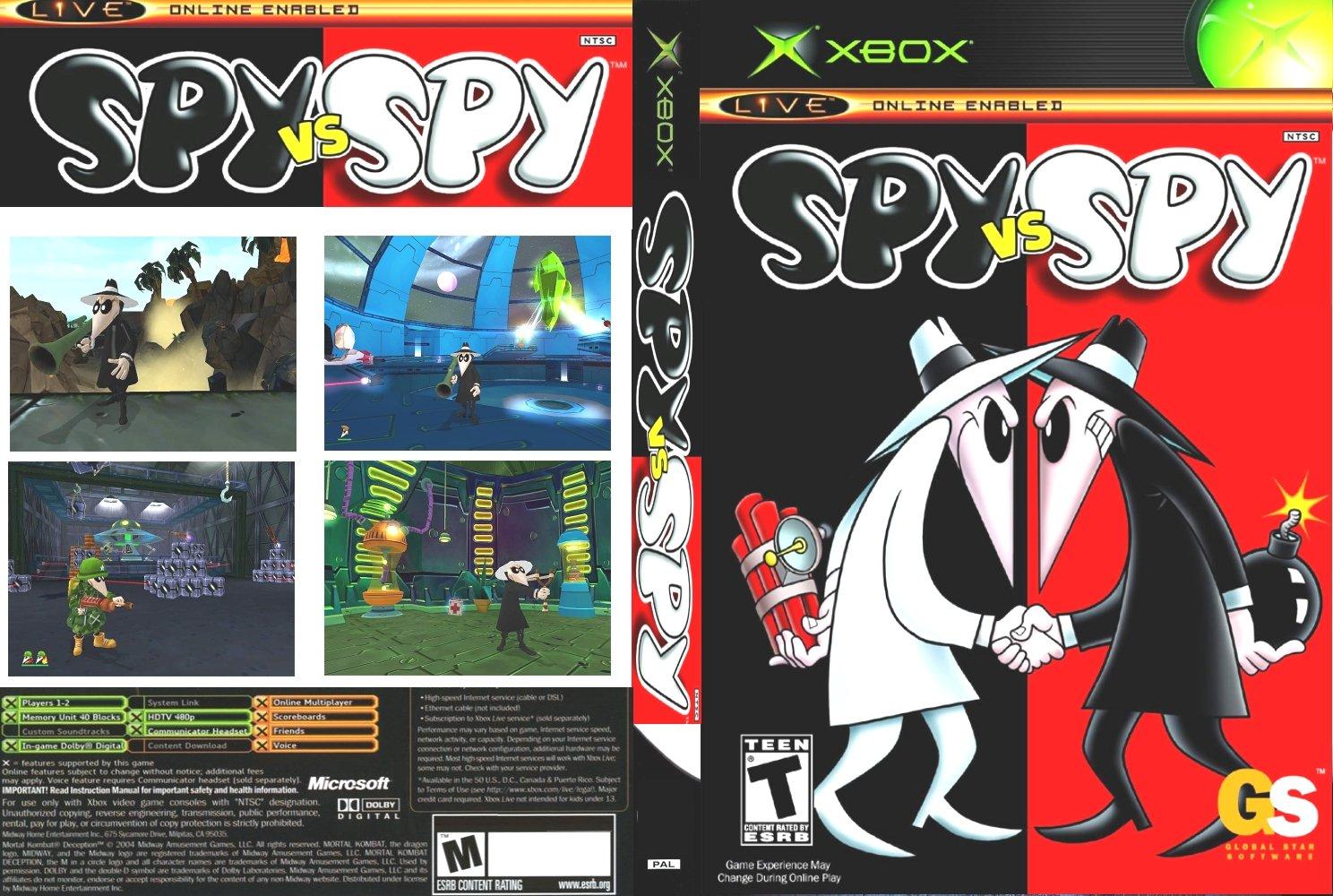 Game Zone SPY VS SPY